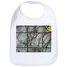 Vine on Brick Bib