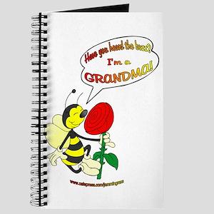 I'm a Grandma Journal