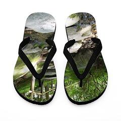 Stepping Stones Flip Flops