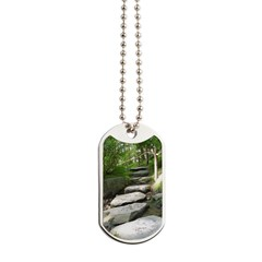 Stepping Stones Dog Tags