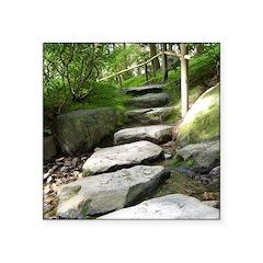 Stepping Stones Sticker