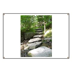 Stepping Stones Banner