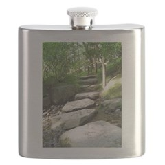 Stepping Stones Flask