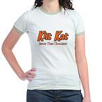 Klit Kat Jr. Ringer T-Shirt