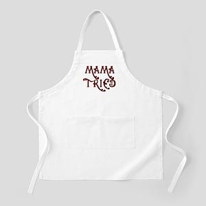 Mama Tried BBQ Apron