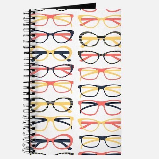 Hipster Glasses Journal