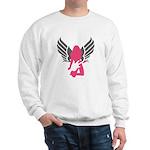 Angel Rocker Sweatshirt