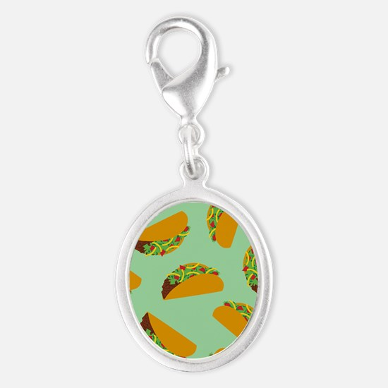 Taco Pattern Charms