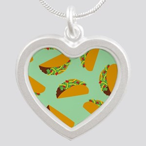 Taco Pattern Necklaces