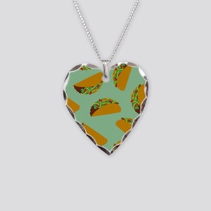 Taco Pattern Necklace