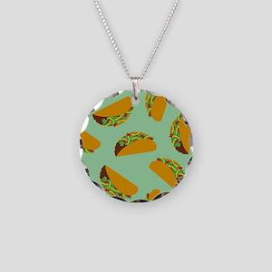 Taco Pattern Necklace