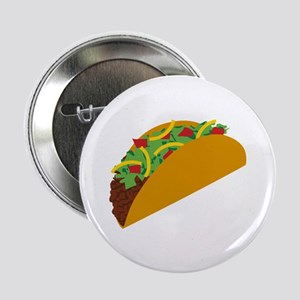"Taco Graphic 2.25"" Button"