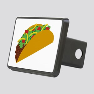 Taco Graphic Rectangular Hitch Cover