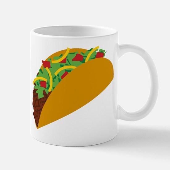 Taco Graphic Mug