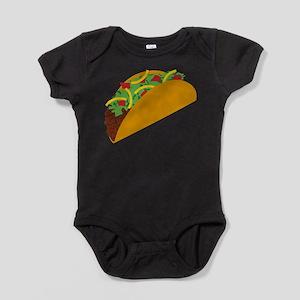 Taco Graphic Baby Bodysuit