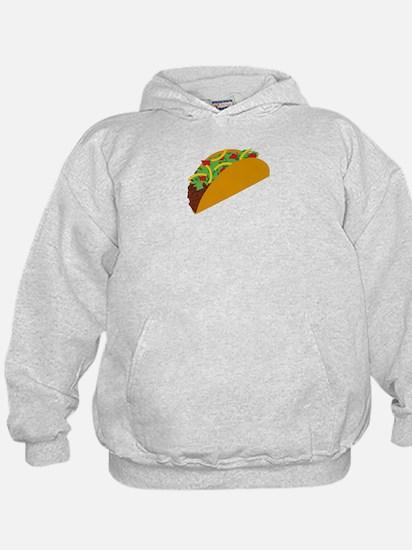 Taco Graphic Hoodie