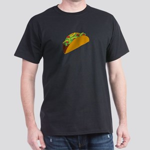 Taco Graphic Dark T-Shirt