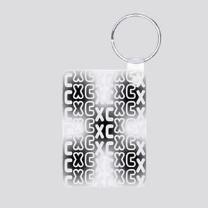 XC Cross Country Keychains