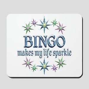 Bingo Sparkles Mousepad