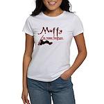 Muffy the straight chick slayer Women's T-Shirt