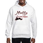Muffy the straight chick slayer Hooded Sweatshirt
