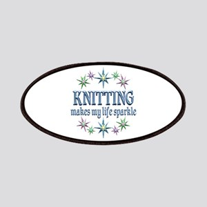 Knitting Sparkles Patches