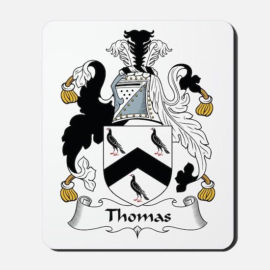 Thomas (Wales) Mousepad