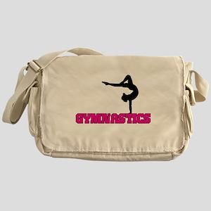 Gymnastics Messenger Bag