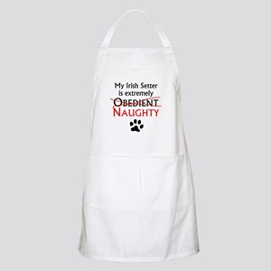 Naughty Irish Setter Apron