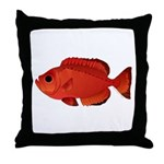 Moontail Bullseye Throw Pillow
