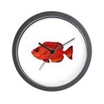 Moontail Bullseye Wall Clock