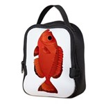 Moontail Bullseye c Neoprene Lunch Bag