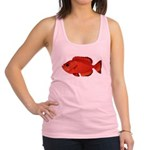 Moontail Bullseye c Racerback Tank Top