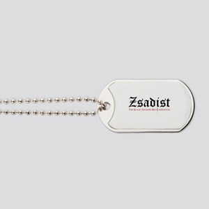 Zsadist Dog Tags