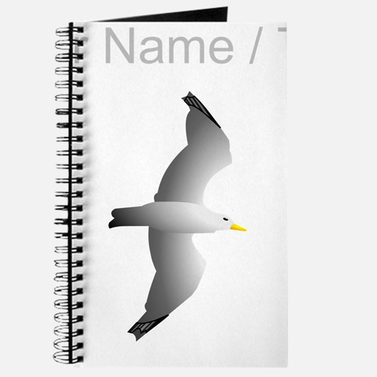 Custom Seagull Journal