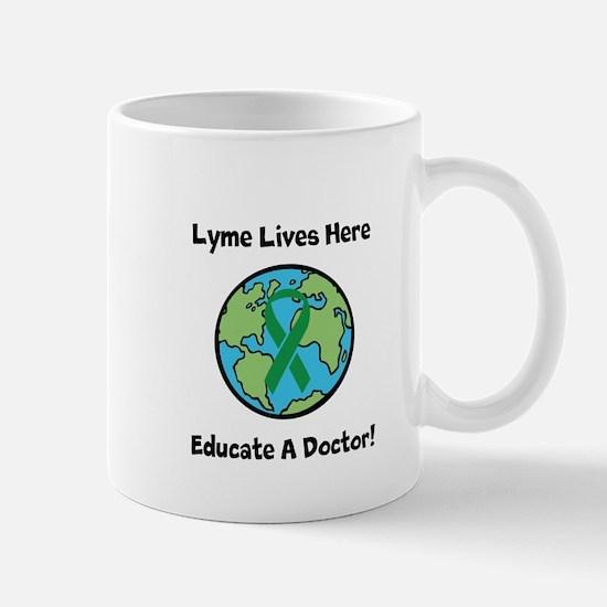 Lyme Disease Awareness Mugs