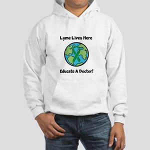 Lyme Disease Awareness Hoodie