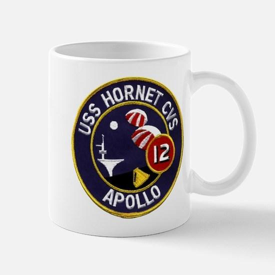 USS Hornet & Apollo 12 Mug