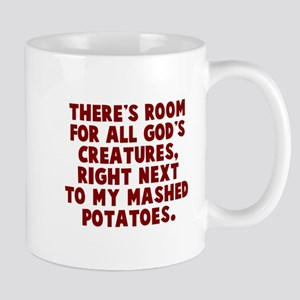 Room for all God's creatures Mug