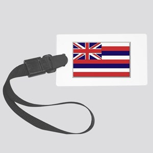Flag of Hawaii Large Luggage Tag