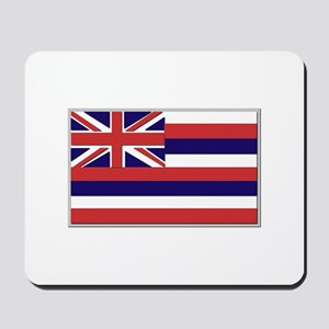 Flag of Hawaii Mousepad