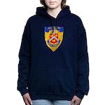 USS BRADLEY Women's Hooded Sweatshirt