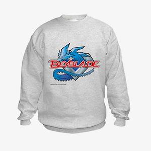 Retro Beyblade Master Kids Sweatshirt