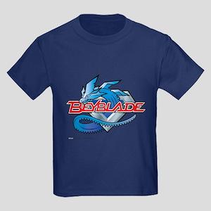 Retro Beyblade Master Kids Dark T-Shirt