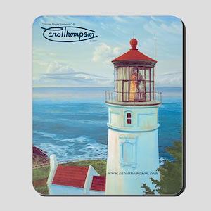 Heceta Head Lighthouse Mousepad
