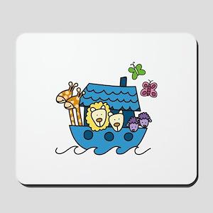 Arc Mousepad