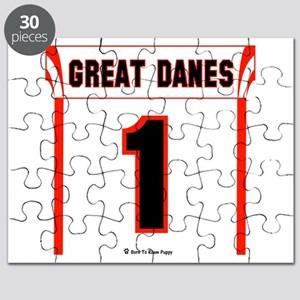 Great Dane Jersey Puzzle