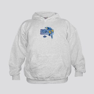 V-Force For Victory Tyson Kids Hoodie