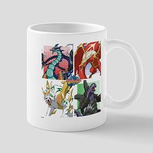 Bladebreaker Attack Mug