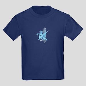 Dragoon Galaxy Turbo Kids Dark T-Shirt